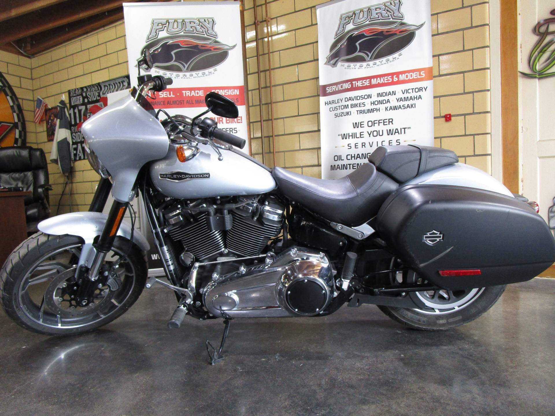 2019 Harley-Davidson Sport Glide® in South Saint Paul, Minnesota - Photo 15
