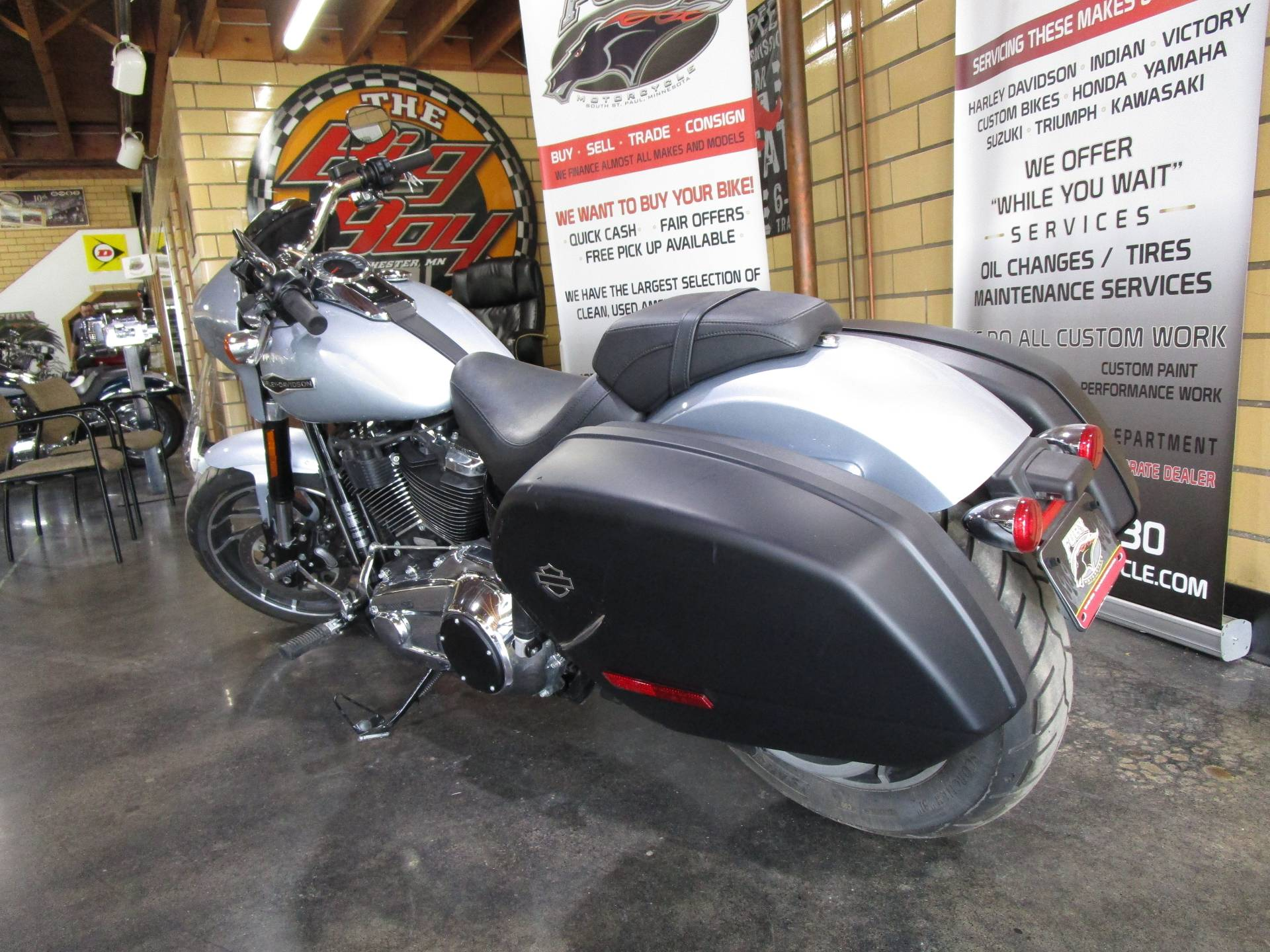 2019 Harley-Davidson Sport Glide® in South Saint Paul, Minnesota - Photo 16