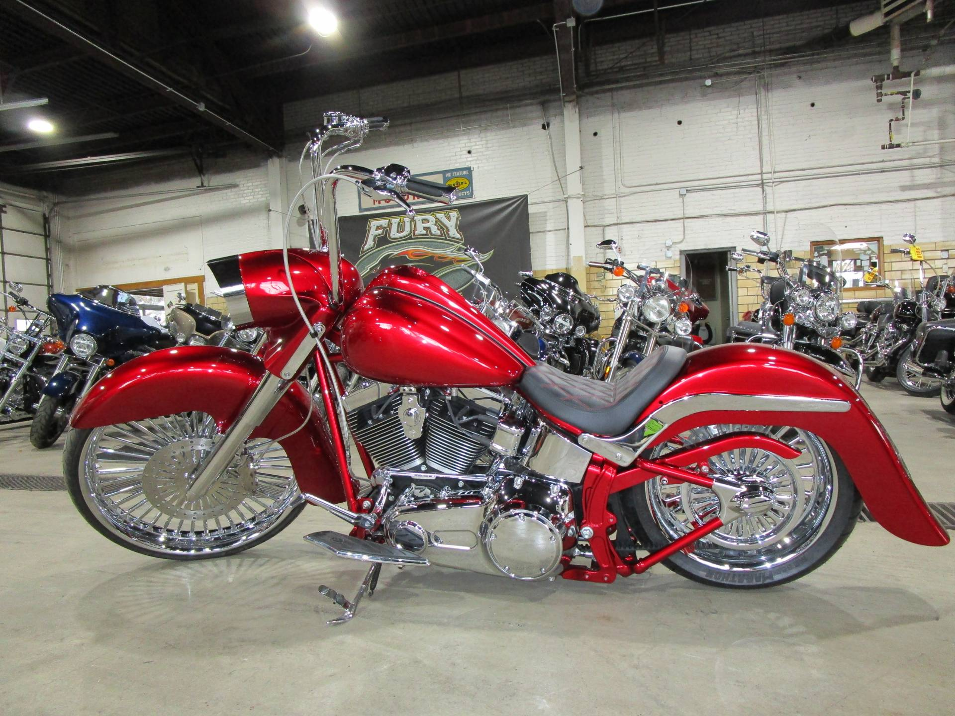 2014 Harley-Davidson Softail in South Saint Paul, Minnesota - Photo 5
