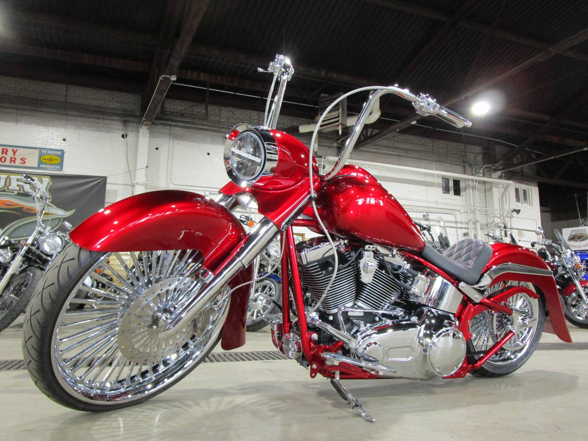 2014 Harley-Davidson Softail in South Saint Paul, Minnesota - Photo 3
