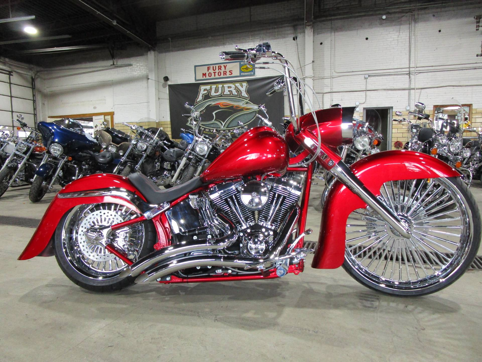 2014 Harley-Davidson Softail in South Saint Paul, Minnesota - Photo 4