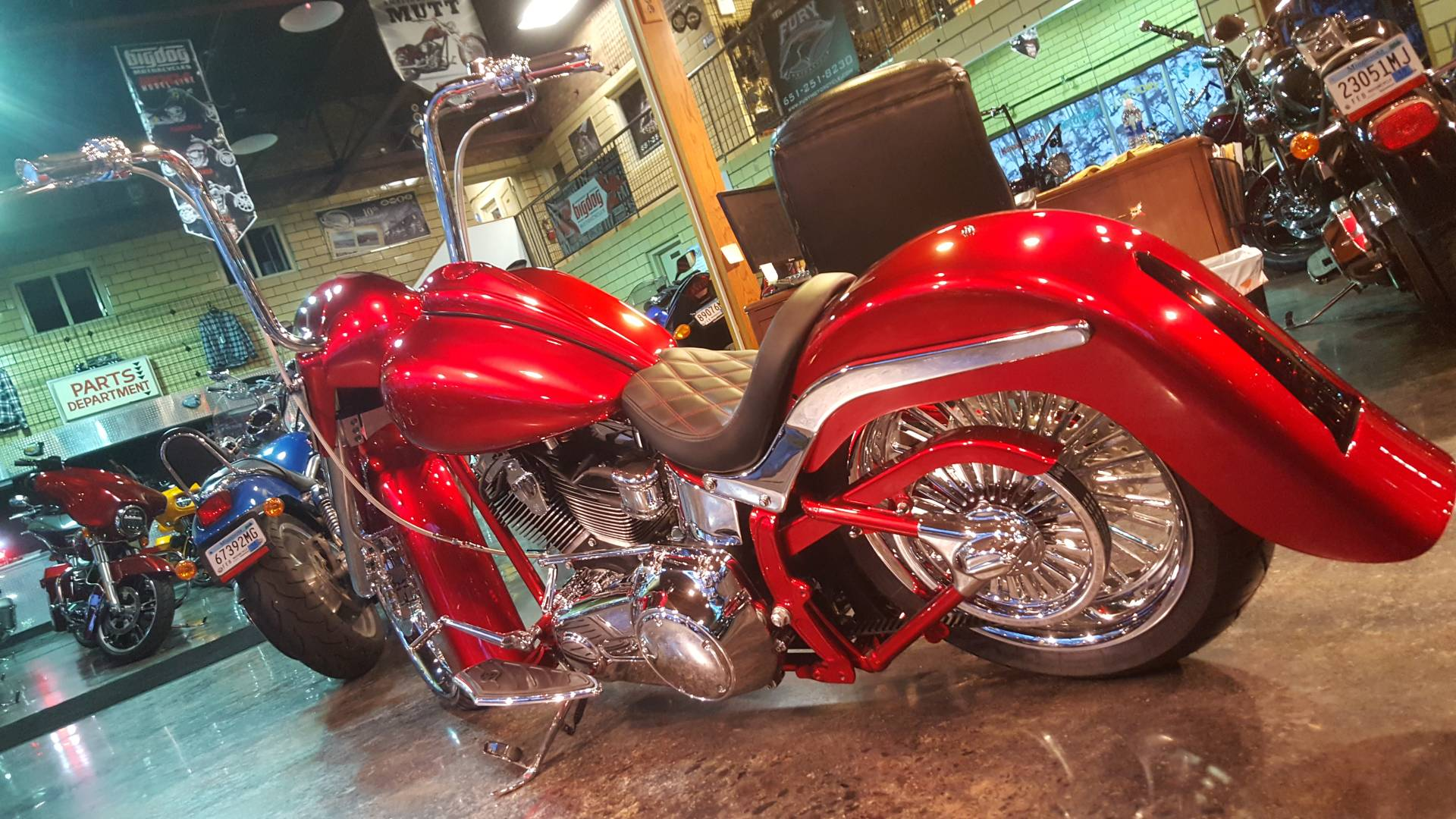 2014 Harley-Davidson Softail in South Saint Paul, Minnesota - Photo 18