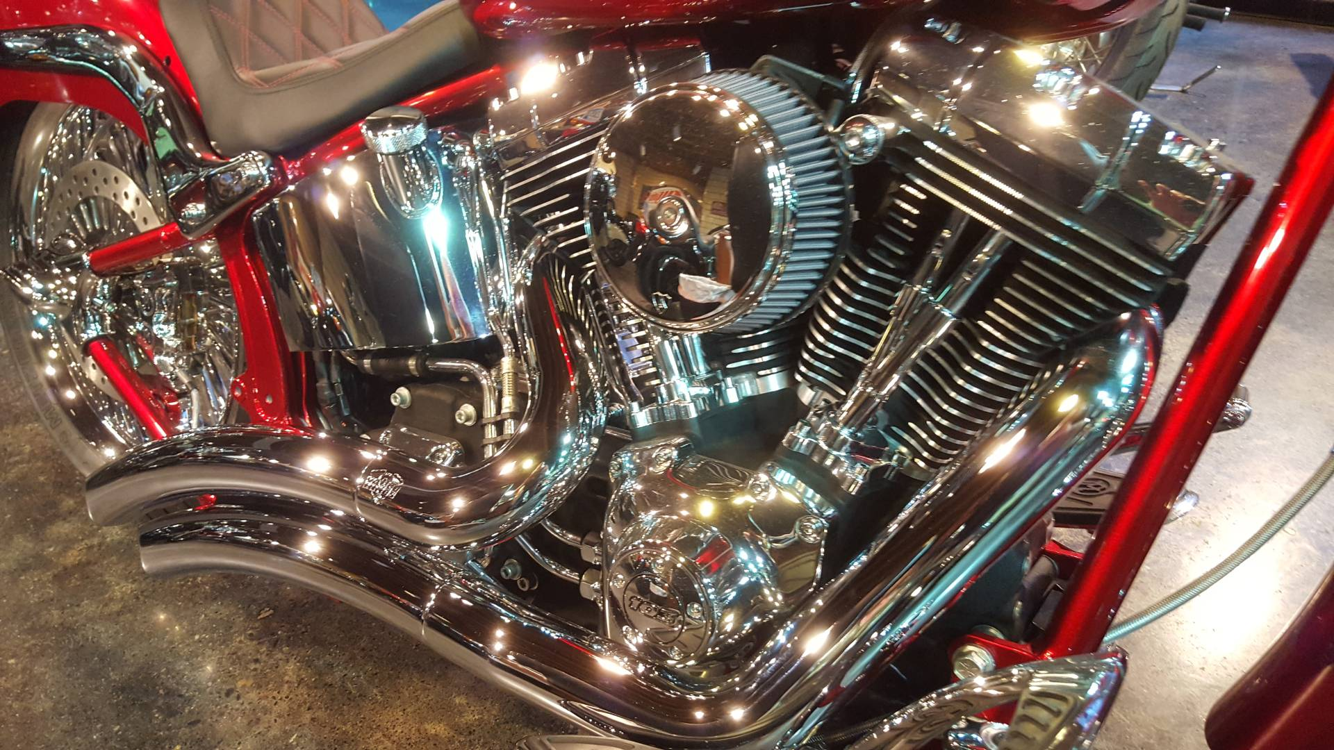 2014 Harley-Davidson Softail in South Saint Paul, Minnesota - Photo 31