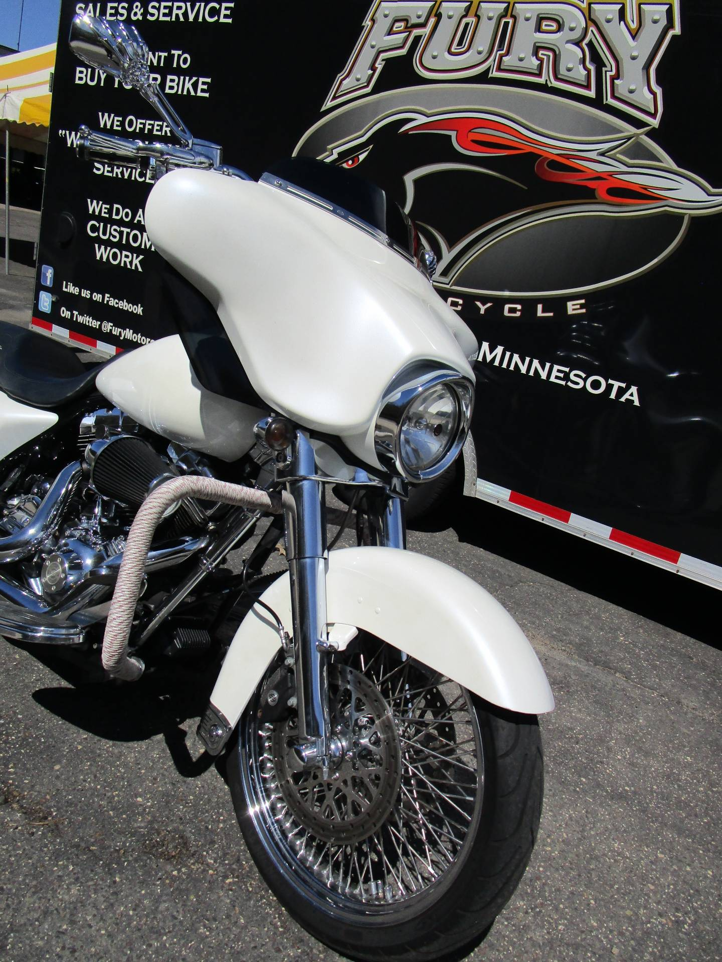 2008 Harley-Davidson FLHX STREET GLIDE 4