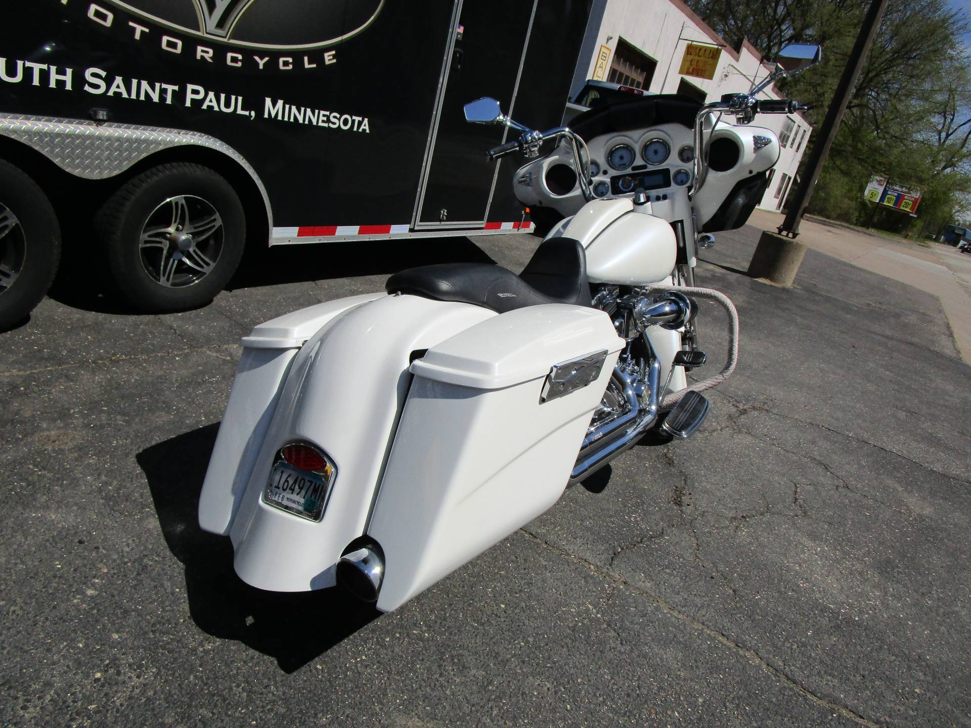 2008 Harley-Davidson FLHX STREET GLIDE 6