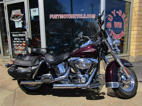 2005 Harley-Davidson FLSTC/FLSTCI Heritage Softail® Classic in South Saint Paul, Minnesota