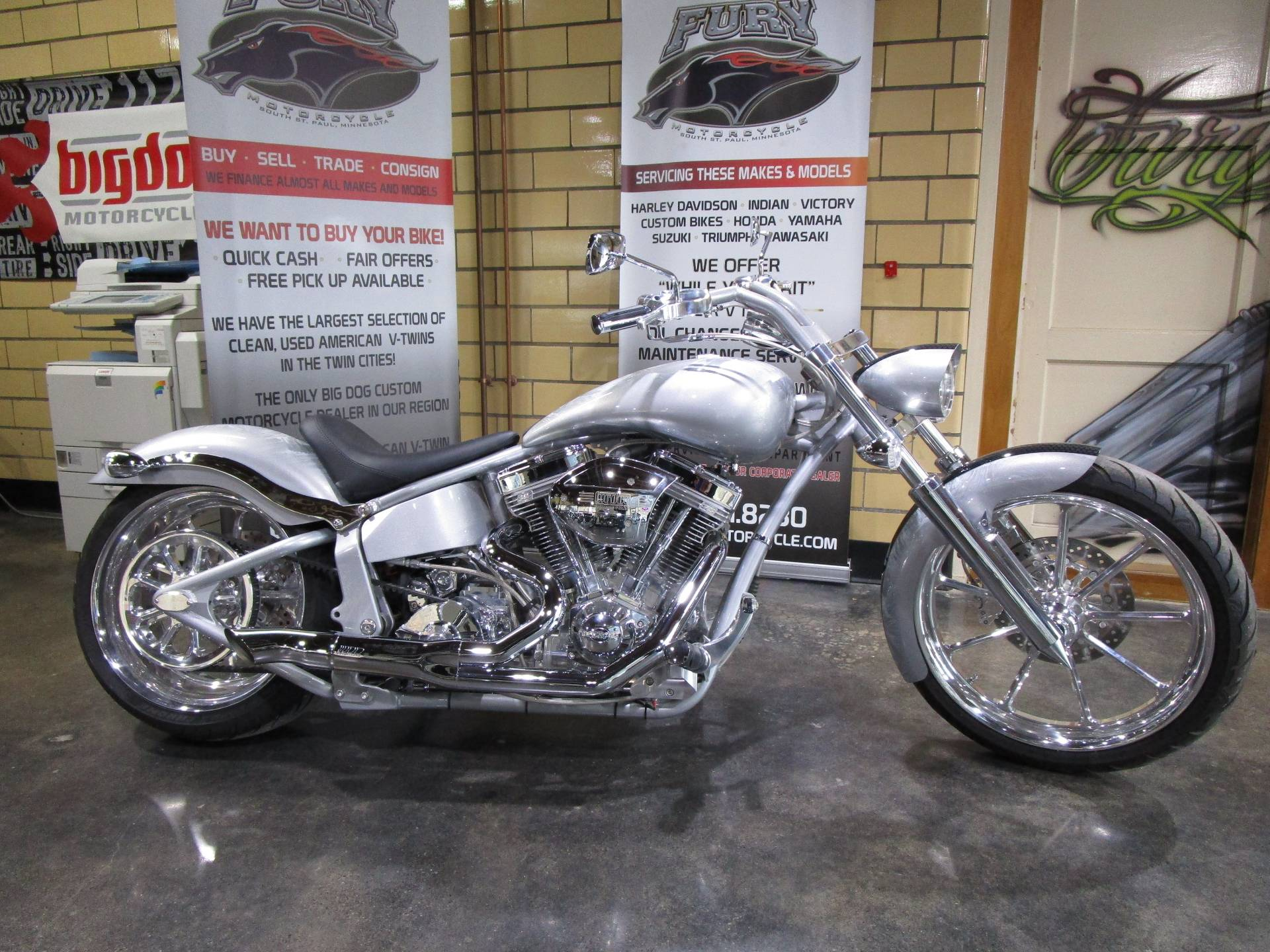 2020 Big Dog Motorcycles Coyote in South Saint Paul, Minnesota - Photo 1