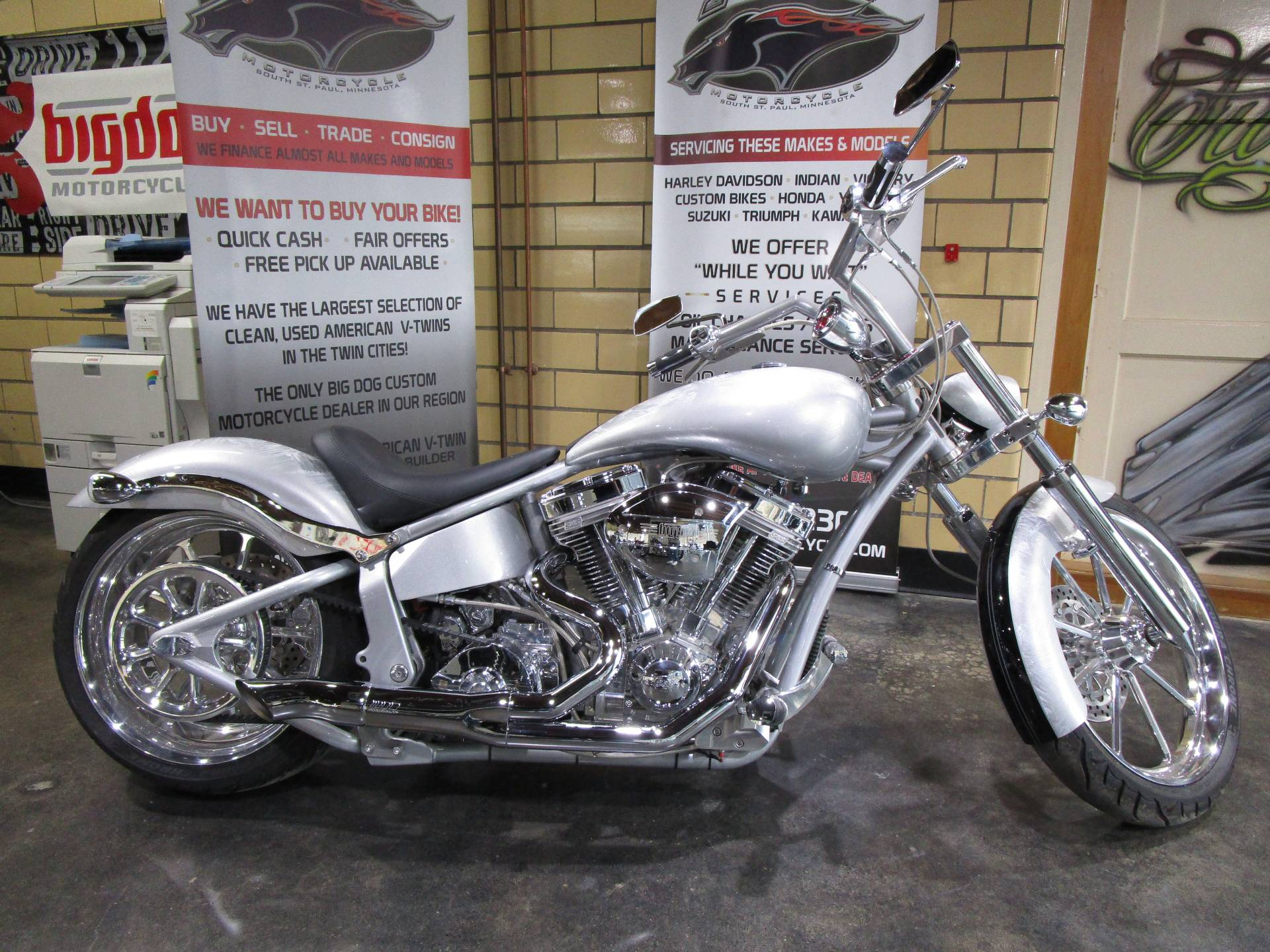 2020 Big Dog Motorcycles Coyote in South Saint Paul, Minnesota - Photo 3