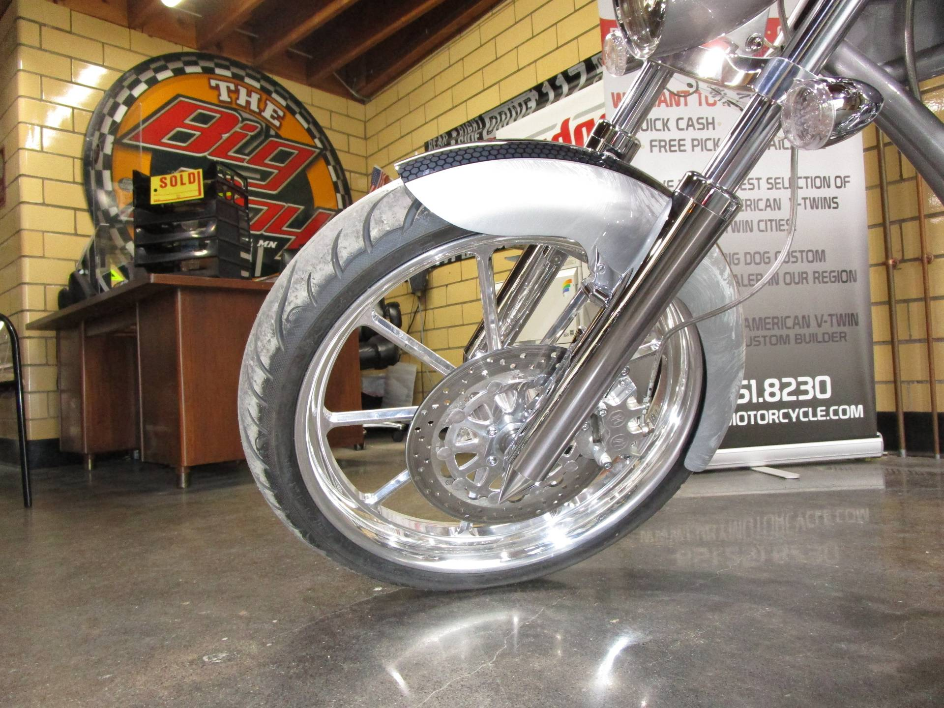 2020 Big Dog Motorcycles Coyote in South Saint Paul, Minnesota - Photo 16