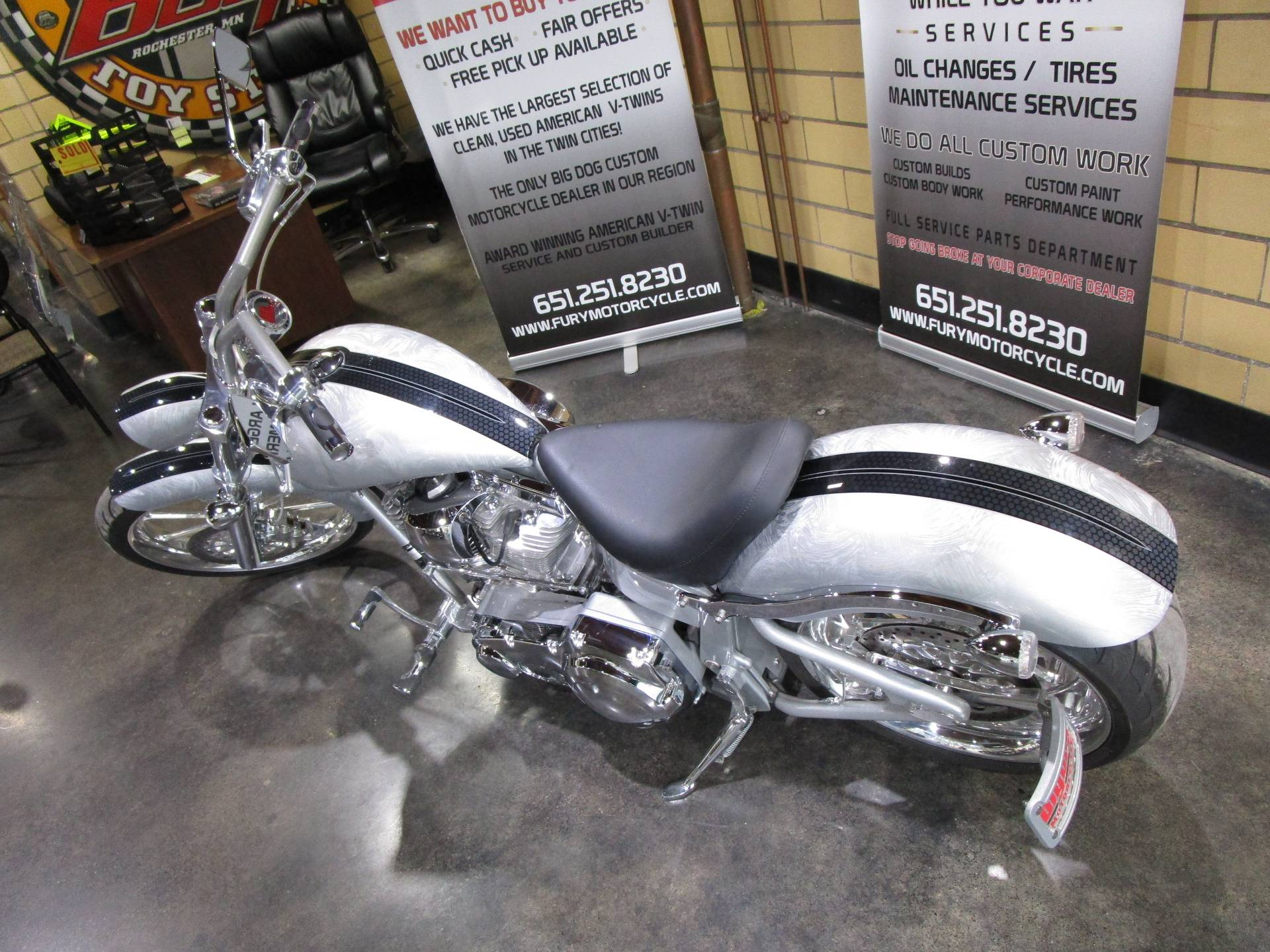 2020 Big Dog Motorcycles Coyote in South Saint Paul, Minnesota - Photo 19