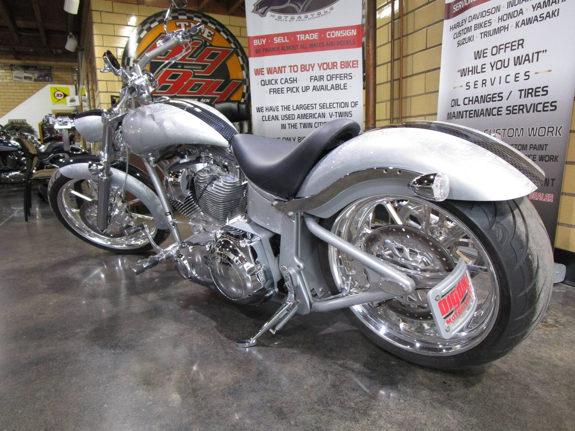 2020 Big Dog Motorcycles Coyote in South Saint Paul, Minnesota - Photo 20