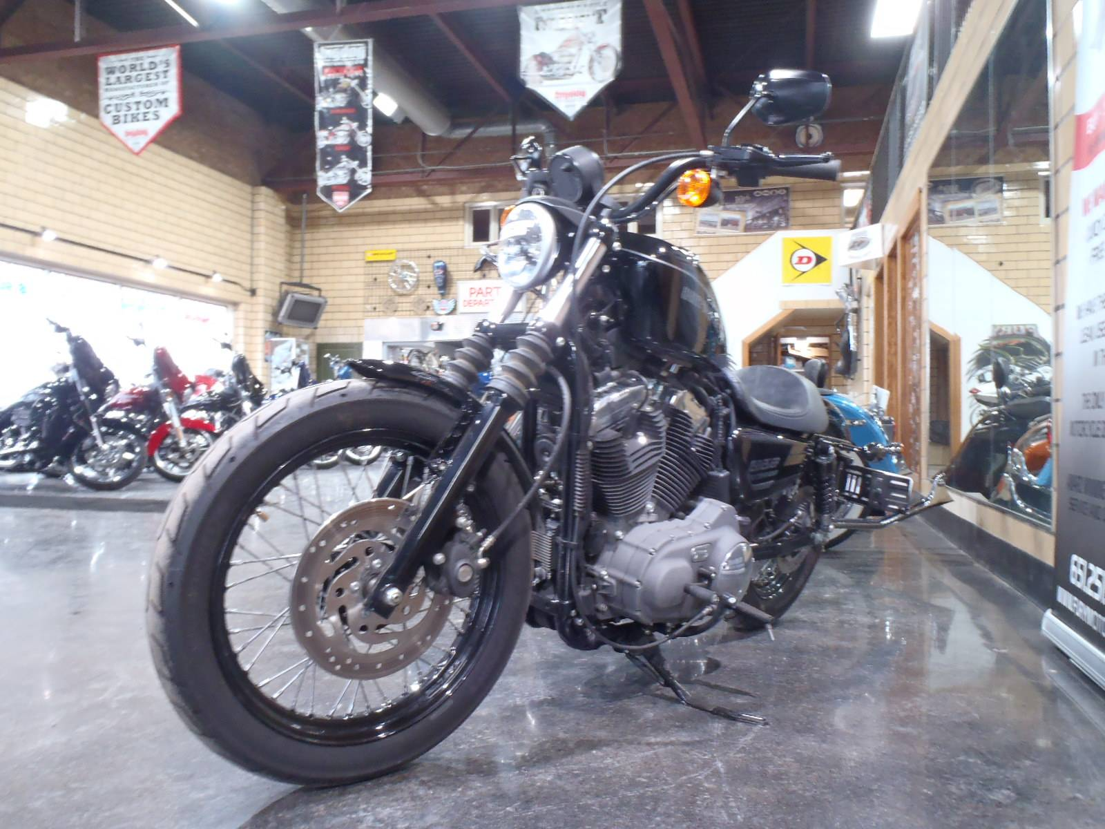 2011 Harley-Davidson Sportster® 1200 Nightster® in South Saint Paul, Minnesota - Photo 8