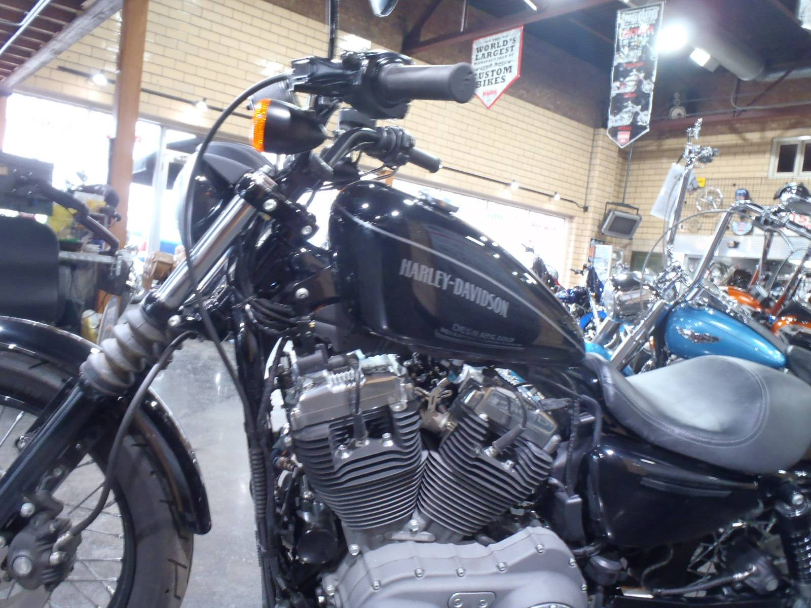 2011 Harley-Davidson Sportster® 1200 Nightster® in South Saint Paul, Minnesota - Photo 10