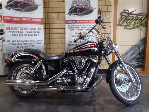 2009 Harley-Davidson Dyna Super Glide Custom in South Saint Paul, Minnesota - Photo 2