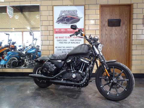 2018 Harley-Davidson Iron 883™ in South Saint Paul, Minnesota - Photo 1