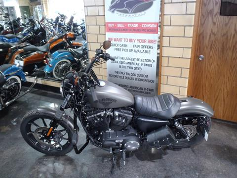 2018 Harley-Davidson Iron 883™ in South Saint Paul, Minnesota - Photo 12