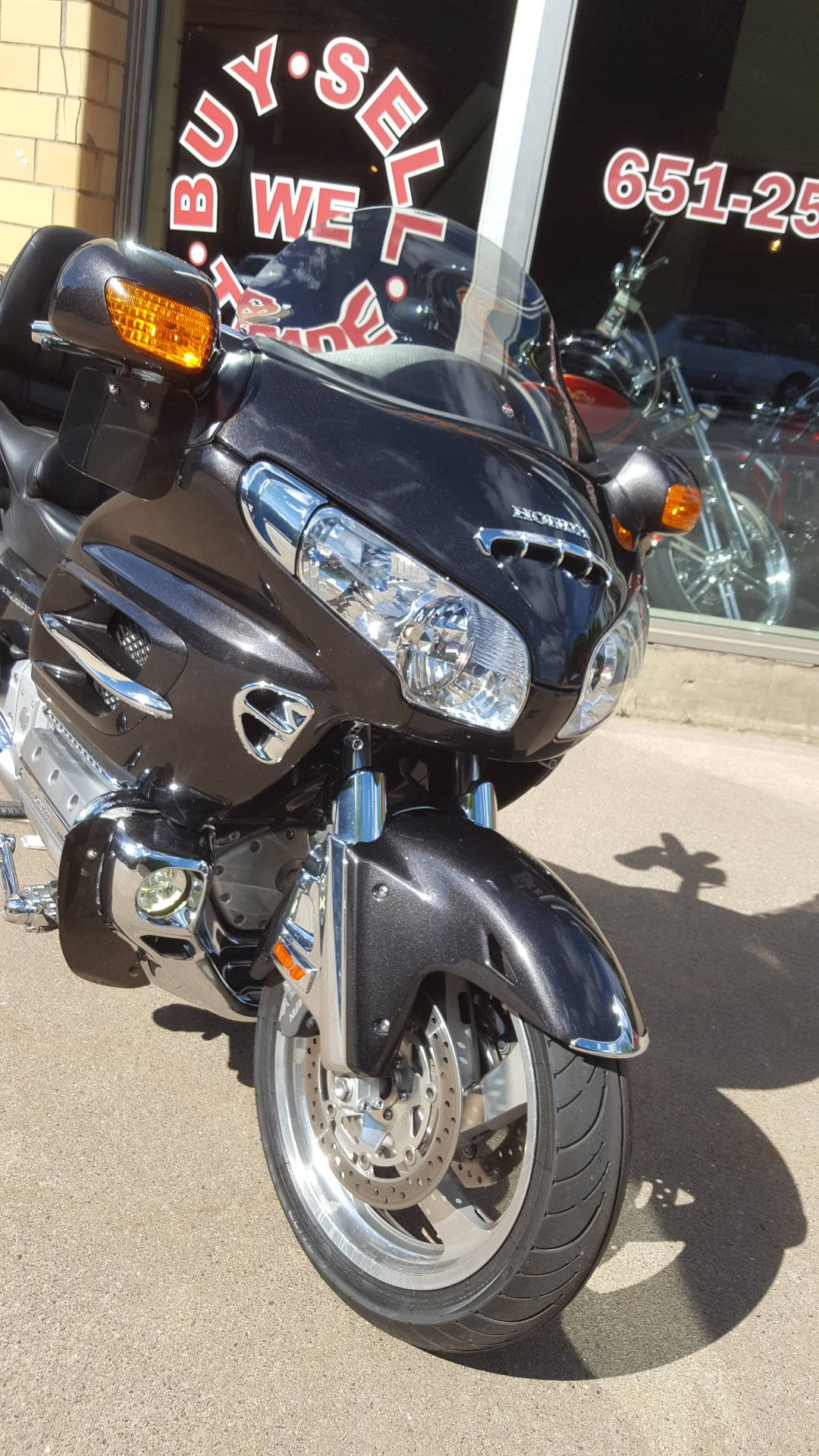 2010 Honda Gold Wing® Audio Comfort in South Saint Paul, Minnesota