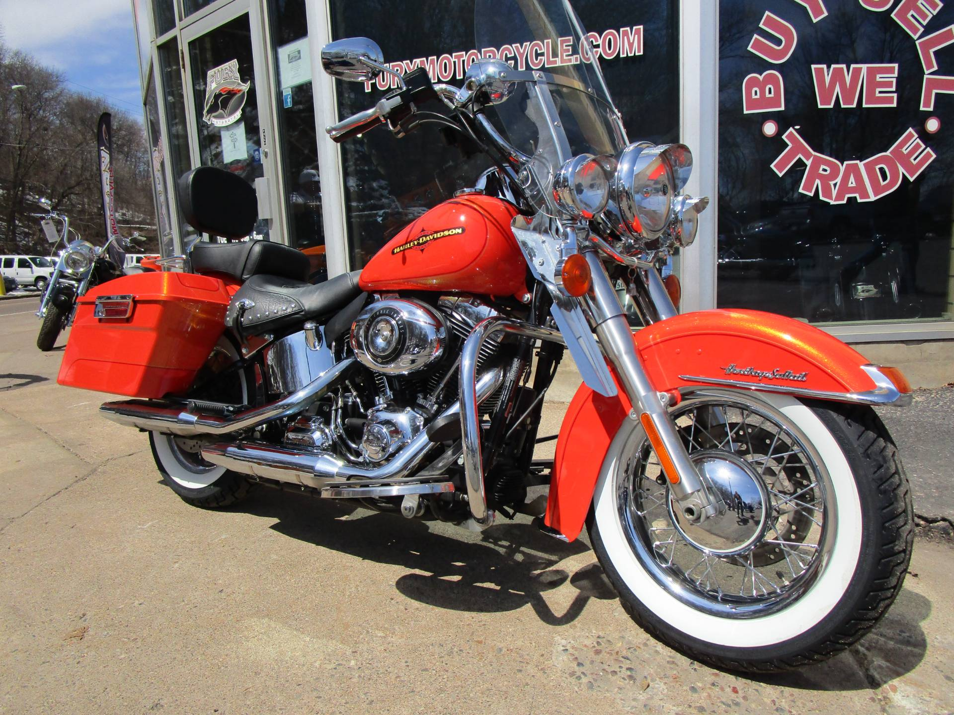 2012 Harley-Davidson Heritage Softail® Classic in South Saint Paul, Minnesota