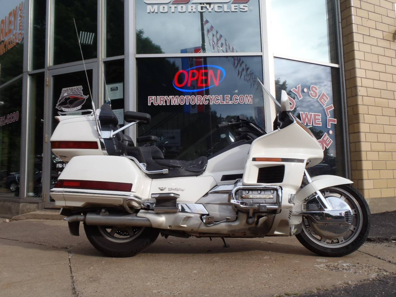 1995 Honda GL1500SE in South Saint Paul, Minnesota - Photo 1