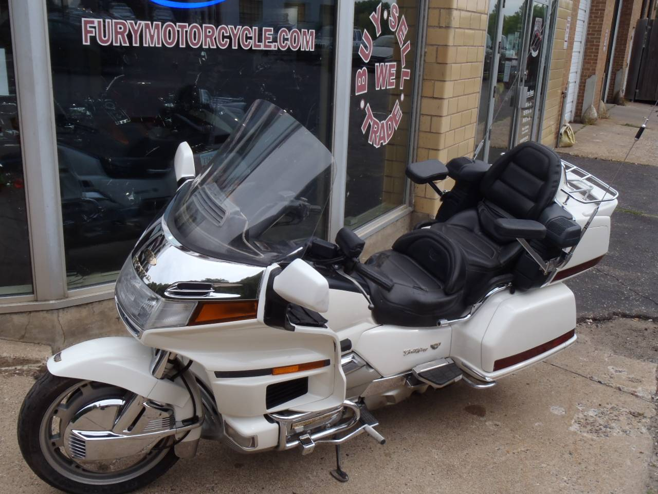 1995 Honda GL1500SE in South Saint Paul, Minnesota - Photo 19