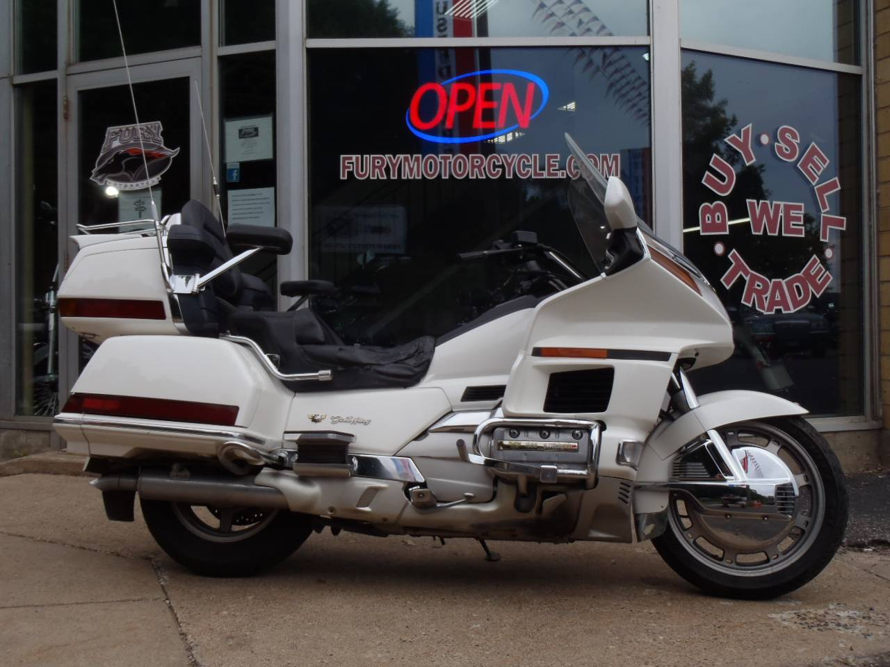 1995 Honda GL1500SE in South Saint Paul, Minnesota - Photo 20
