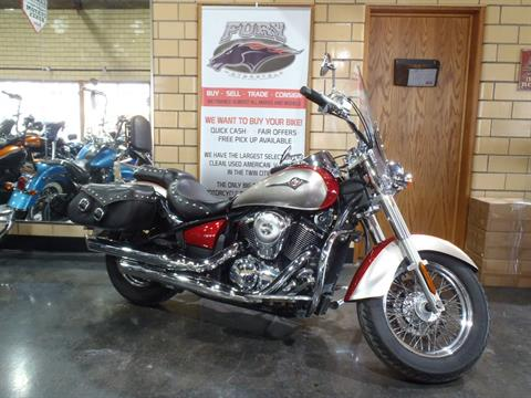2007 Kawasaki Vulcan® 900 Classic LT in South Saint Paul, Minnesota - Photo 1