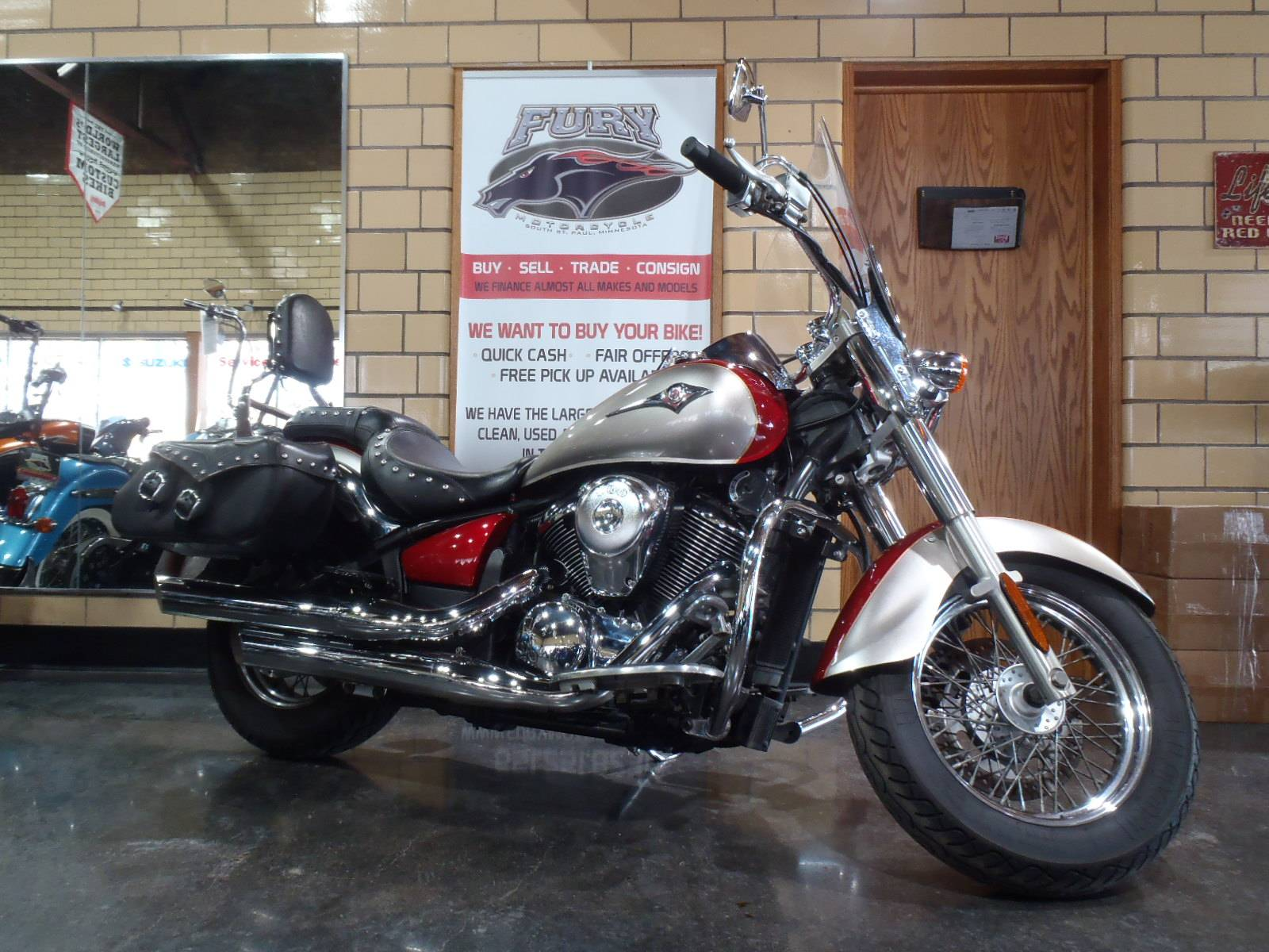 2007 Kawasaki Vulcan® 900 Classic LT in South Saint Paul, Minnesota - Photo 2