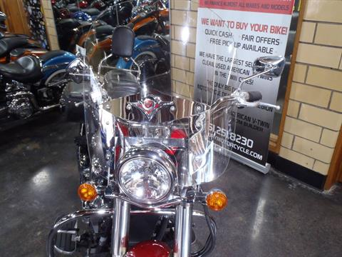 2007 Kawasaki Vulcan® 900 Classic LT in South Saint Paul, Minnesota - Photo 4