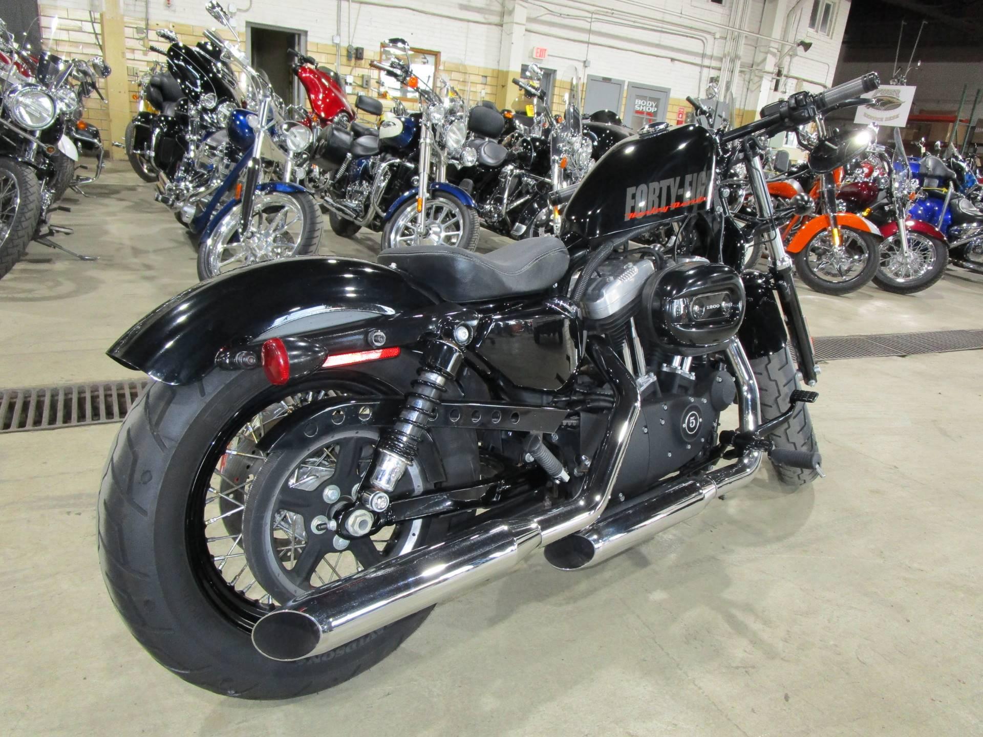 2013 Harley-Davidson Sportster Forty-Eight 4