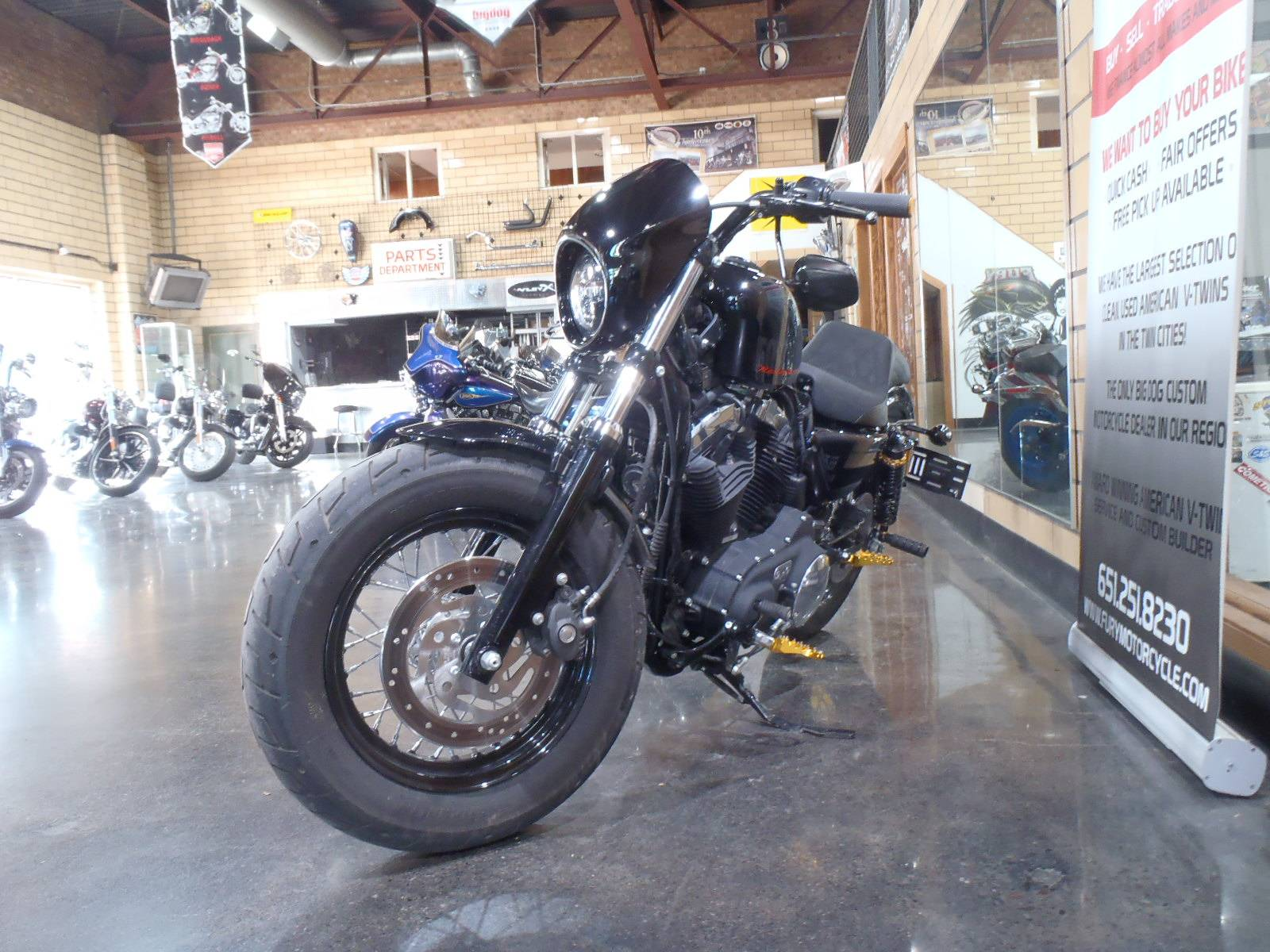 2013 Harley-Davidson Sportster® Forty-Eight® in South Saint Paul, Minnesota - Photo 3