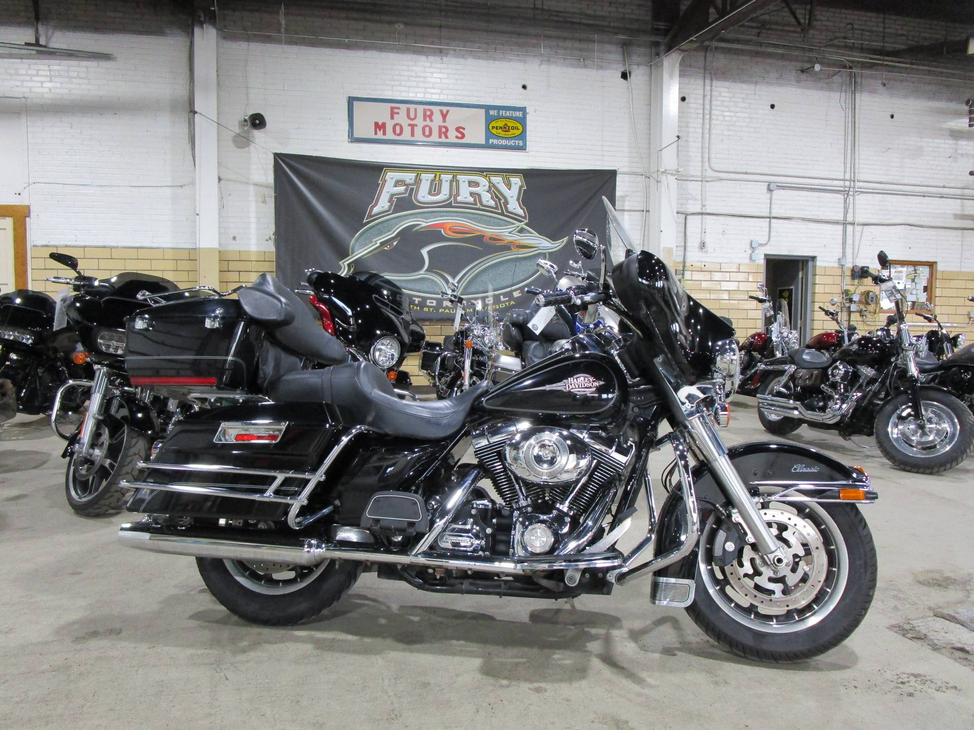 2008 Harley-Davidson FLHTC ELECTRA GLIDE CLASSIC in South Saint Paul, Minnesota - Photo 1