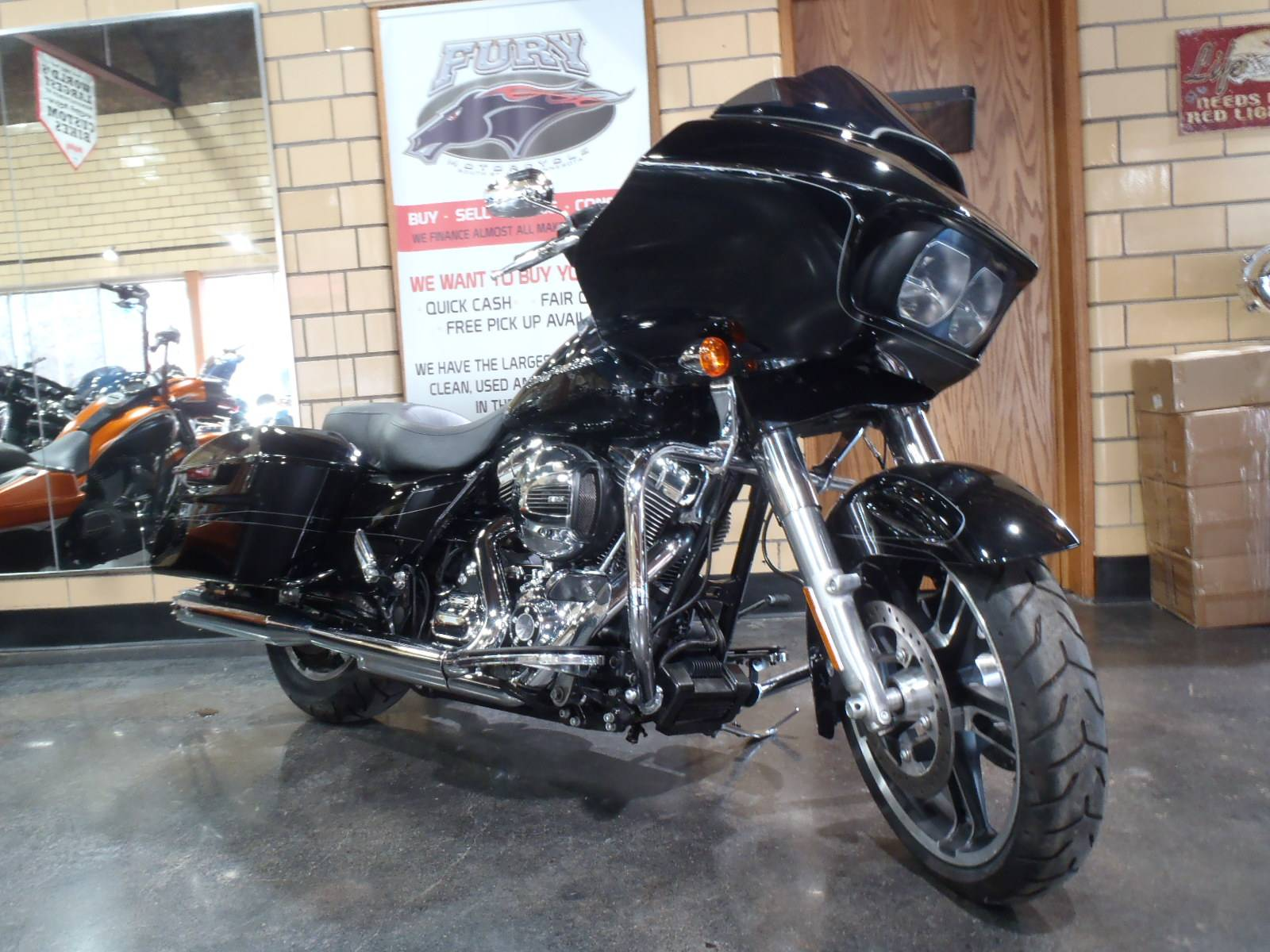 2015 Harley-Davidson Road Glide® Special in South Saint Paul, Minnesota - Photo 1