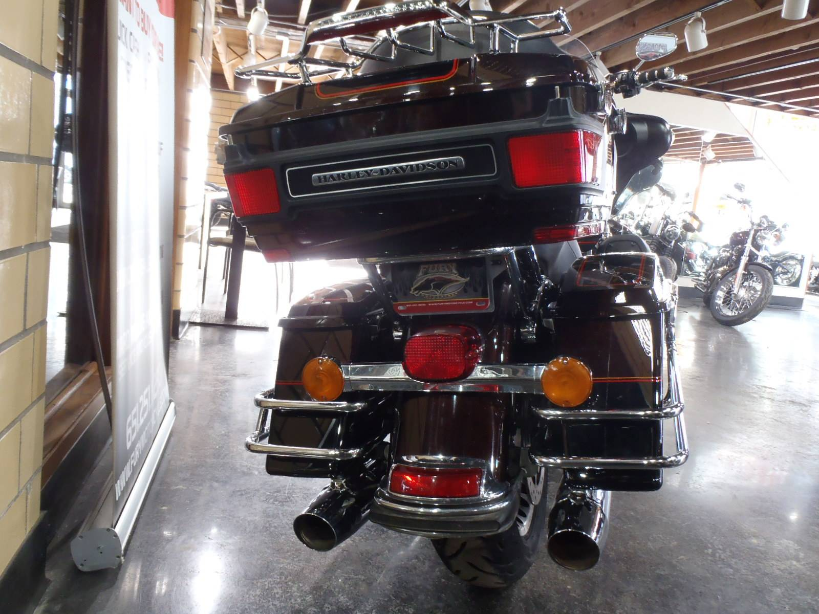 2011 Harley-Davidson Ultra Classic® Electra Glide® in South Saint Paul, Minnesota - Photo 9