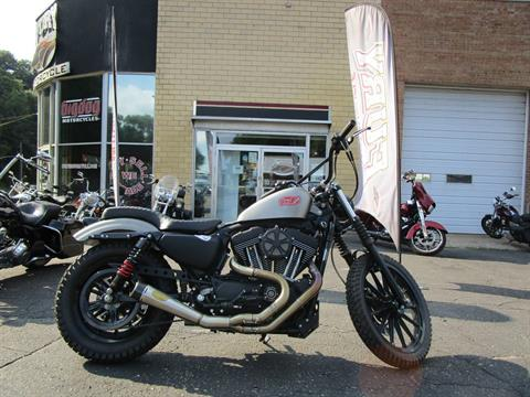 2007 Harley-Davidson XL 1200L Sportster Low in South Saint Paul, Minnesota - Photo 1