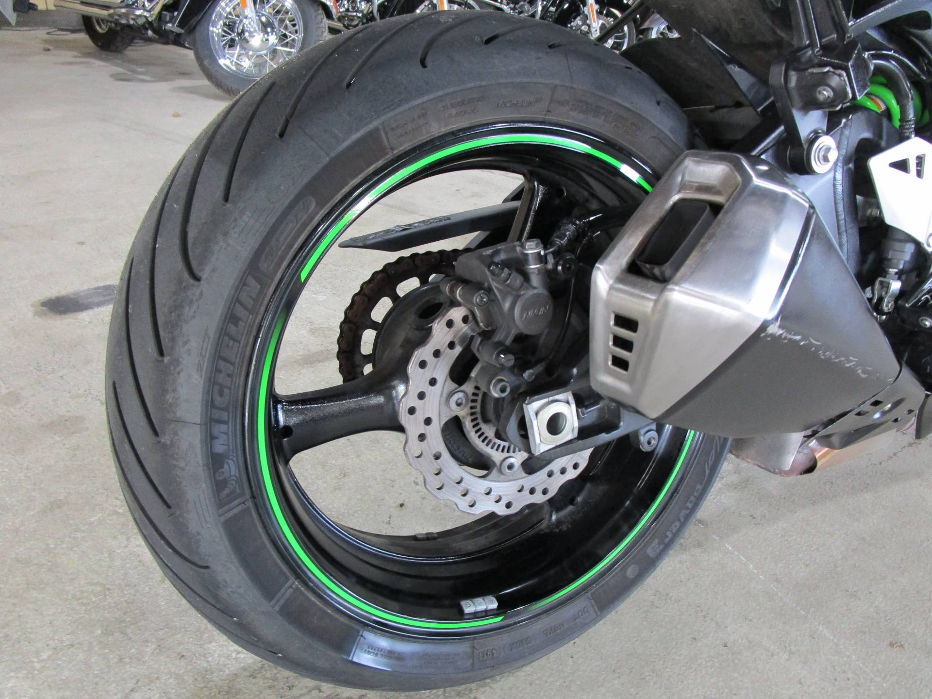 2015 Kawasaki NINJA ZX-10R in South Saint Paul, Minnesota - Photo 8
