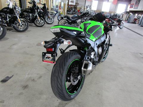 2015 Kawasaki NINJA ZX-10R in South Saint Paul, Minnesota - Photo 9