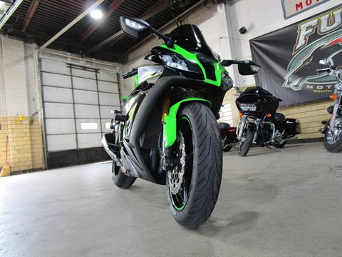 2015 Kawasaki NINJA ZX-10R in South Saint Paul, Minnesota - Photo 11