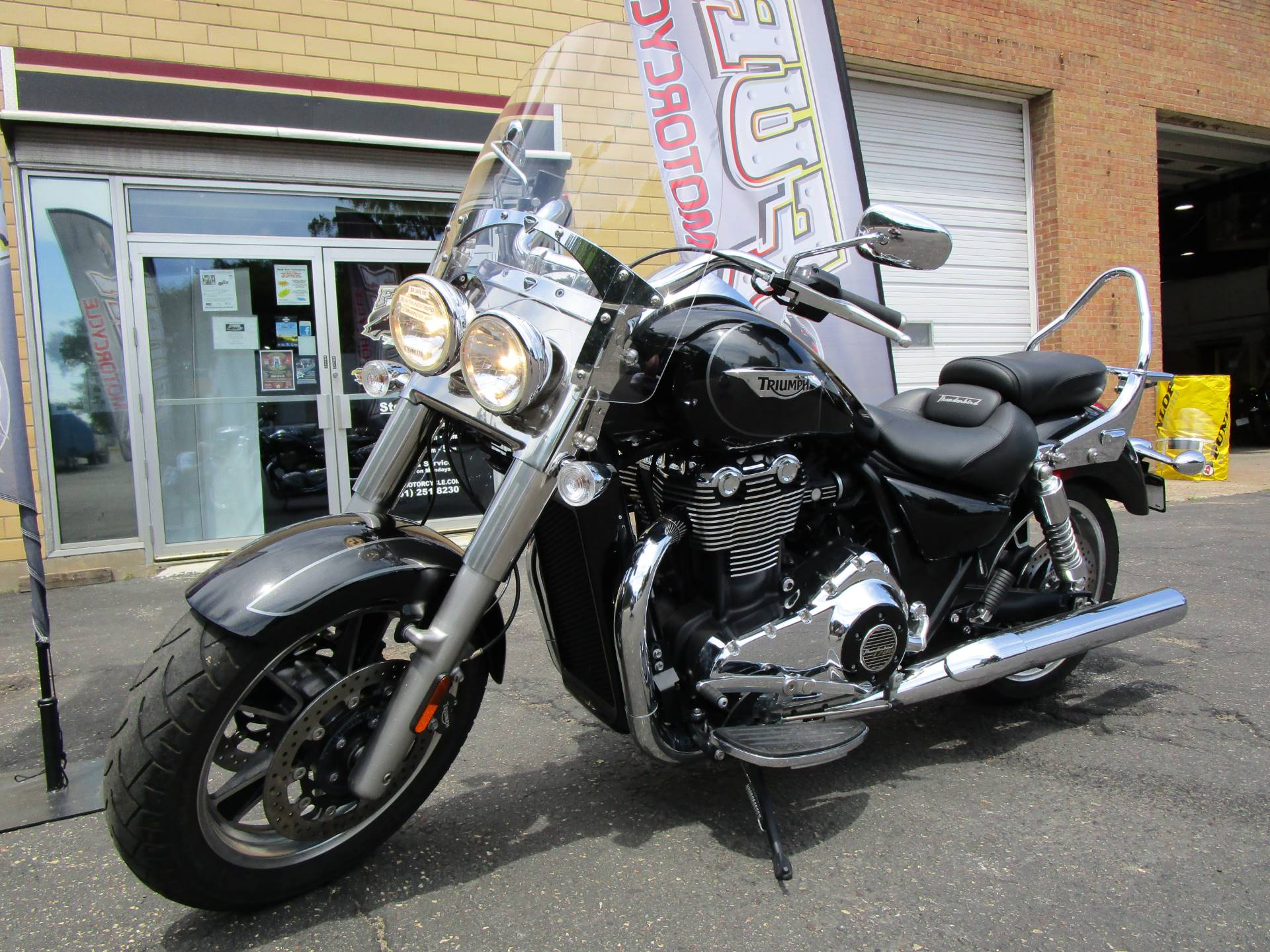 2014 Triumph Thunderbird Commander in South Saint Paul, Minnesota