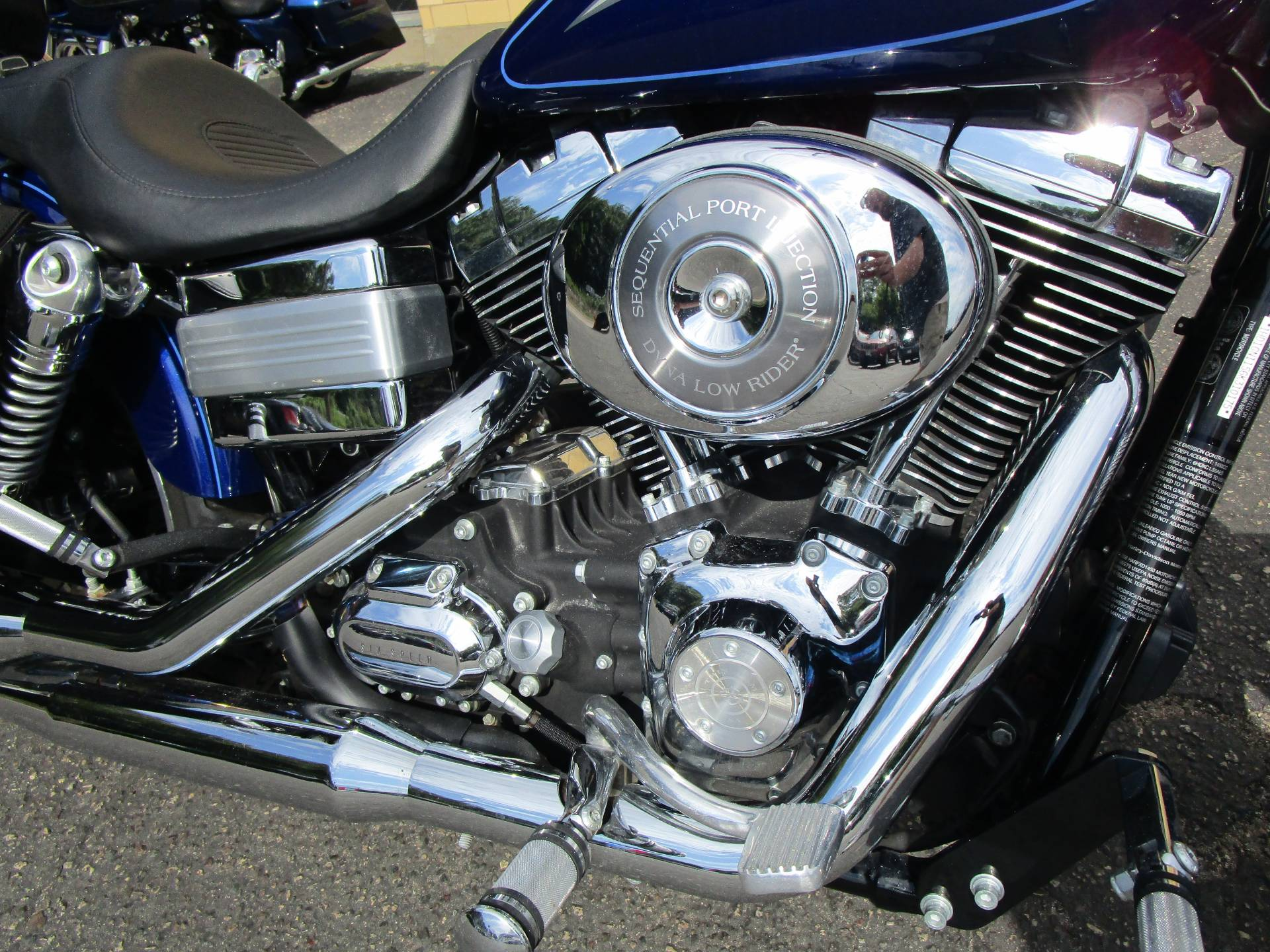 2006 Harley-Davidson Dyna™ Low Rider® in South Saint Paul, Minnesota - Photo 5