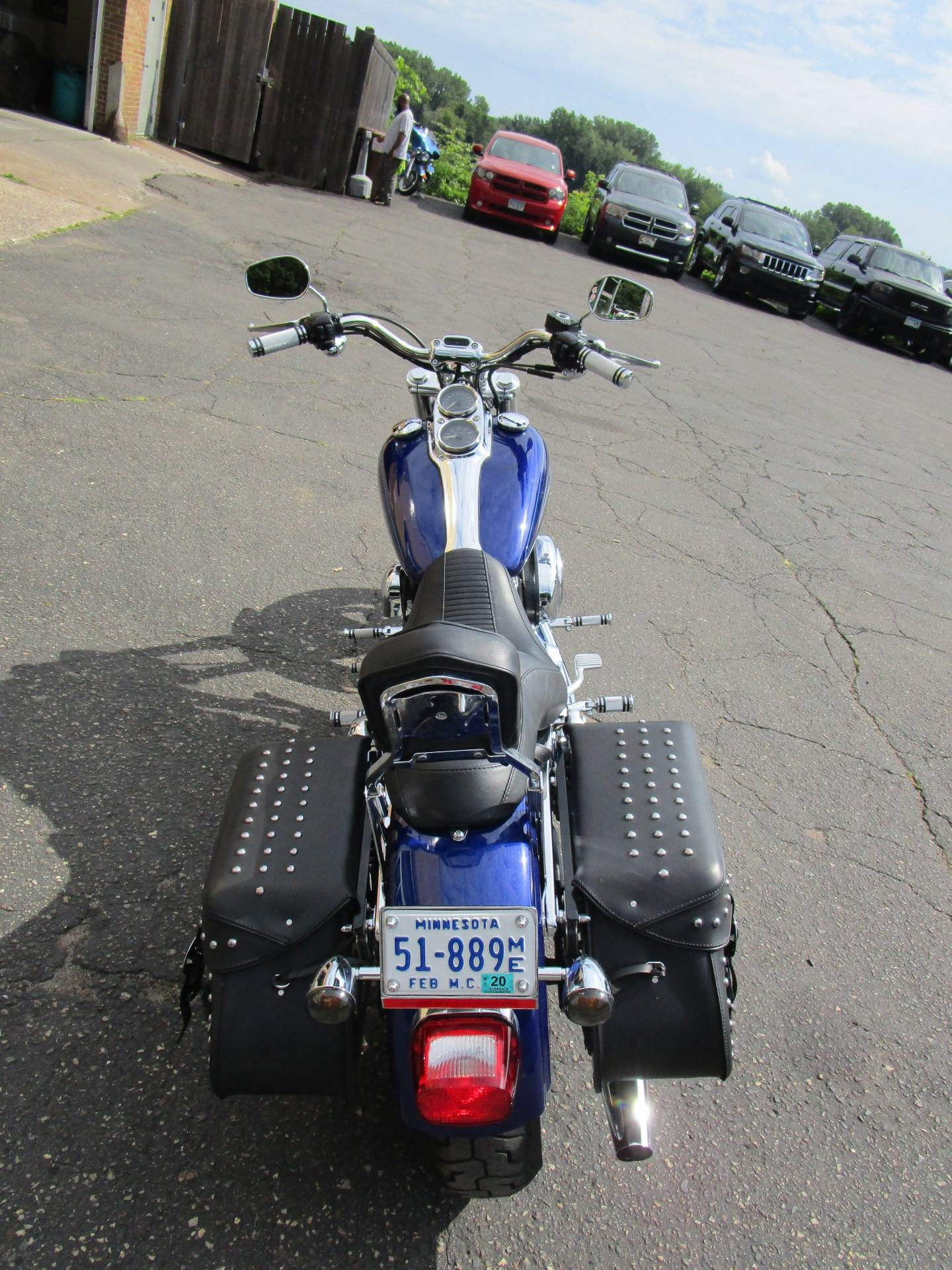 2006 Harley-Davidson Dyna™ Low Rider® in South Saint Paul, Minnesota - Photo 9