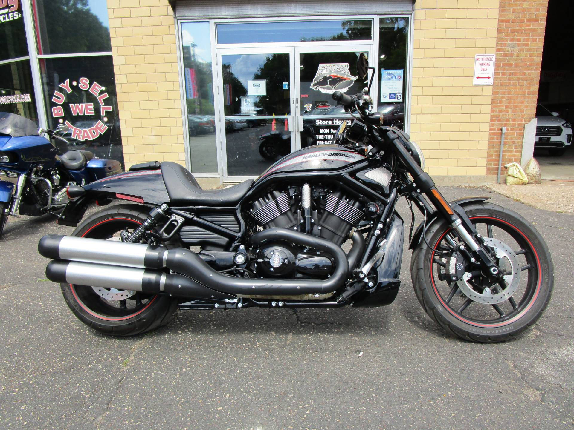 2014 Harley-Davidson Night Rod® Special in South Saint Paul, Minnesota - Photo 1