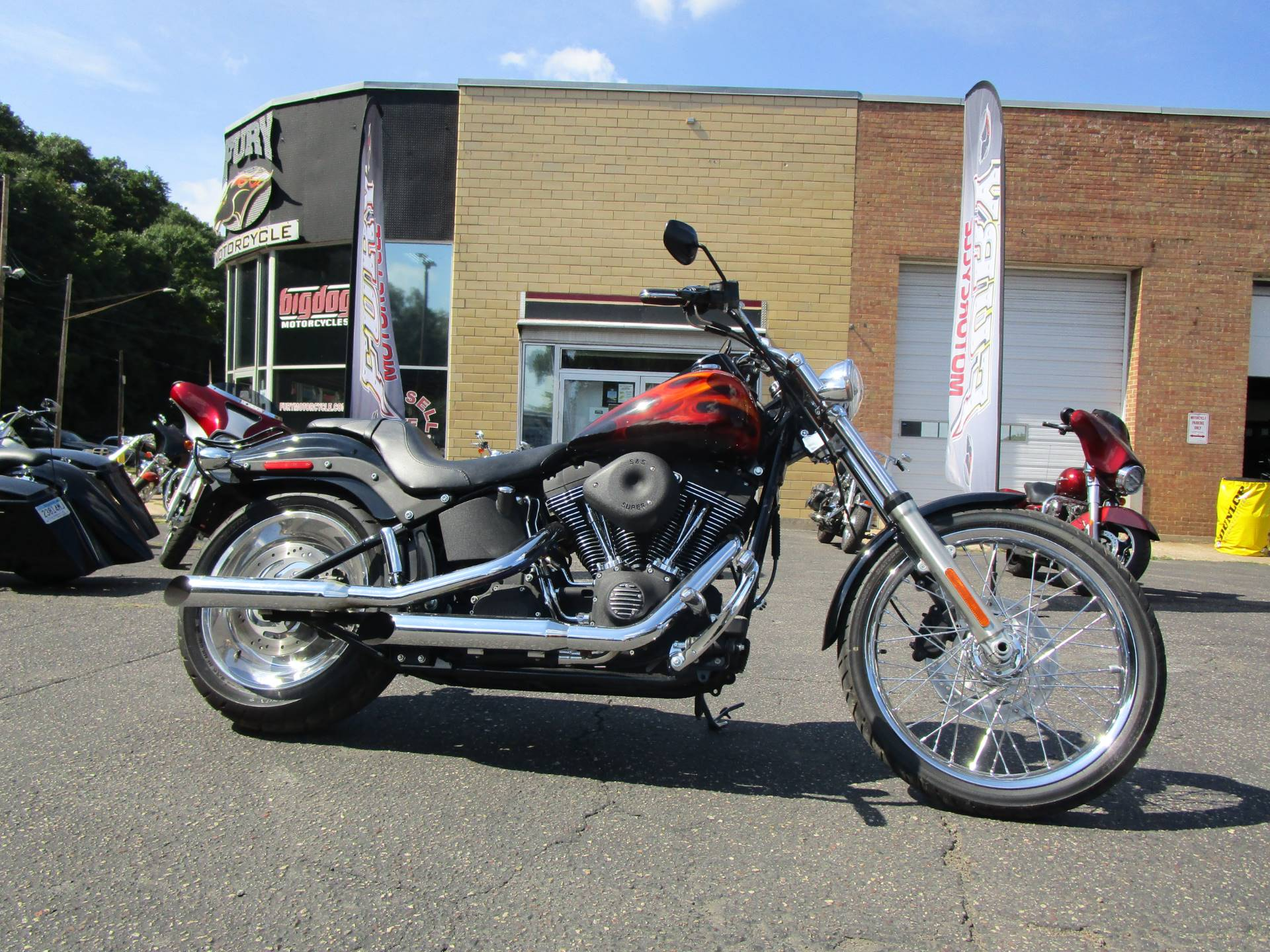 2008 Harley-Davidson Softail® Night Train® in South Saint Paul, Minnesota - Photo 1