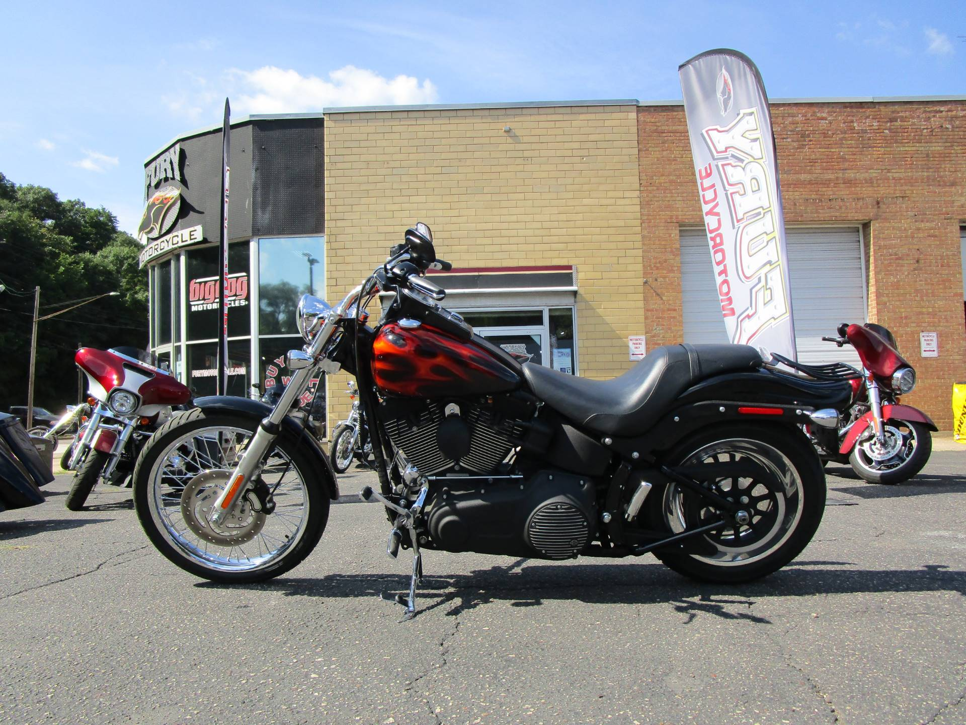 2008 Harley-Davidson Softail® Night Train® in South Saint Paul, Minnesota - Photo 3