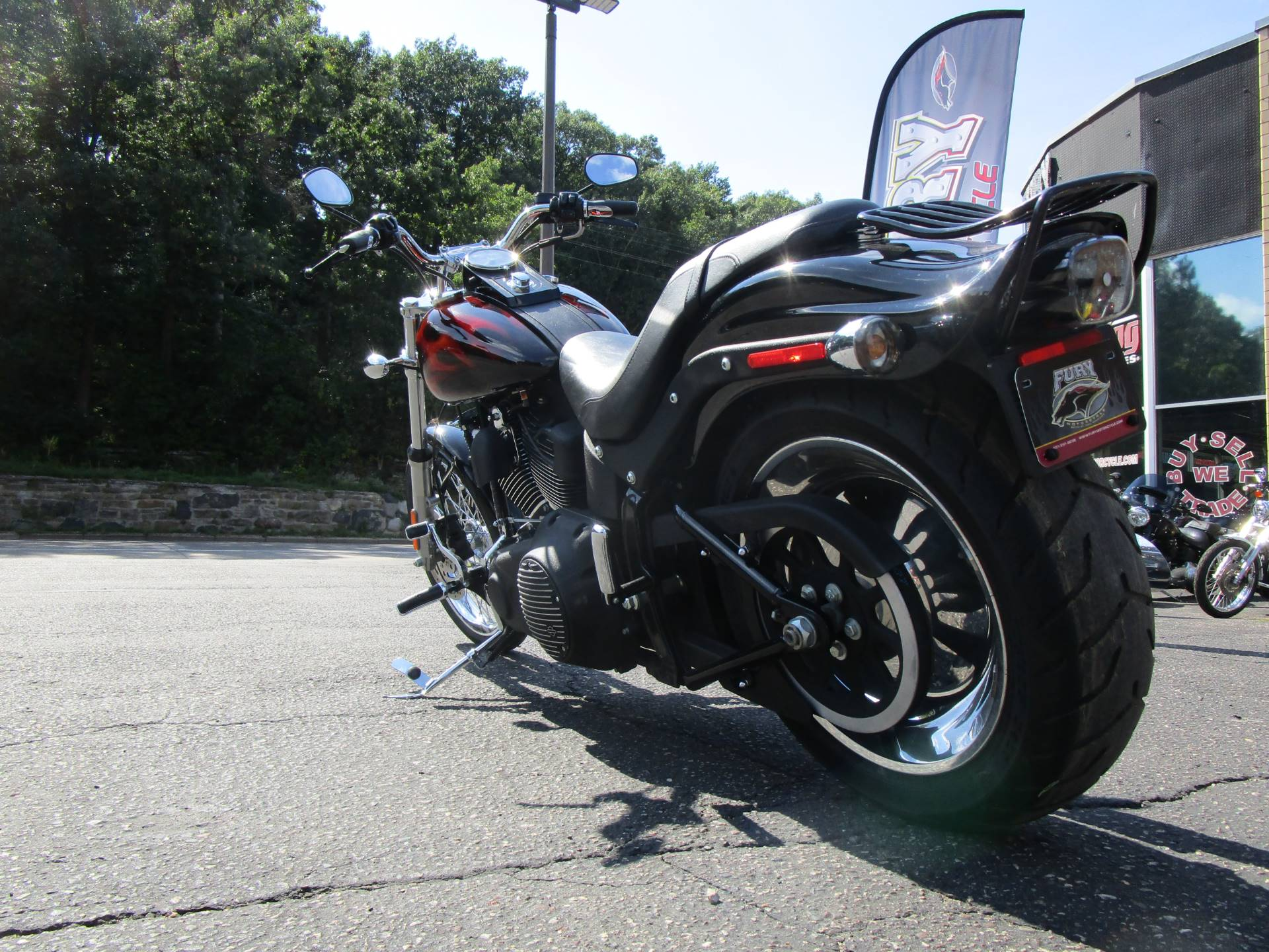 2008 Harley-Davidson Softail® Night Train® in South Saint Paul, Minnesota - Photo 7