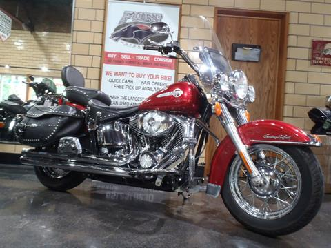 2004 Harley-Davidson FLSTC/FLSTCI Heritage Softail® Classic in South Saint Paul, Minnesota - Photo 2