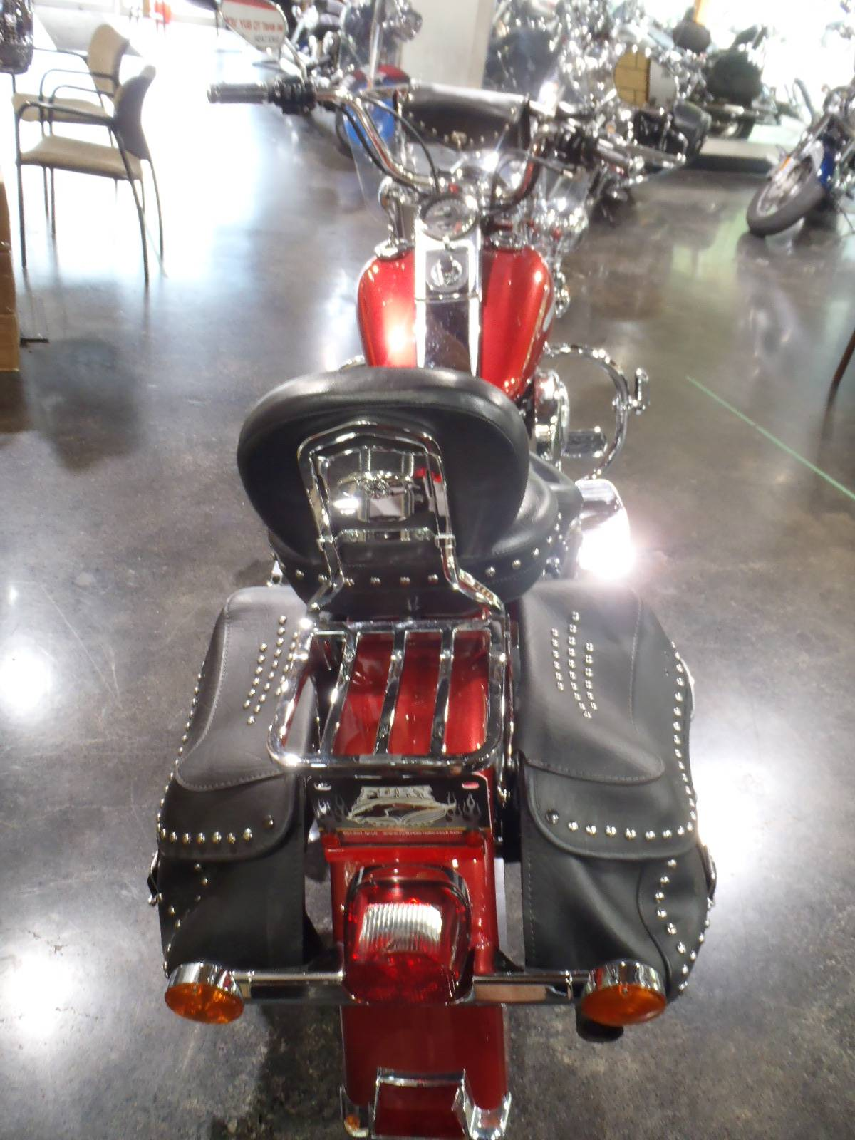 2004 Harley-Davidson FLSTC/FLSTCI Heritage Softail® Classic in South Saint Paul, Minnesota - Photo 12