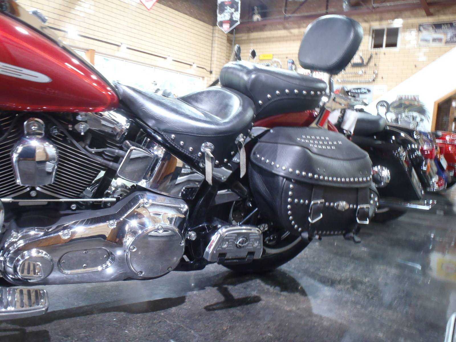 2004 Harley-Davidson FLSTC/FLSTCI Heritage Softail® Classic in South Saint Paul, Minnesota - Photo 16