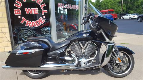 2010 Victory Cross Country™ in South Saint Paul, Minnesota