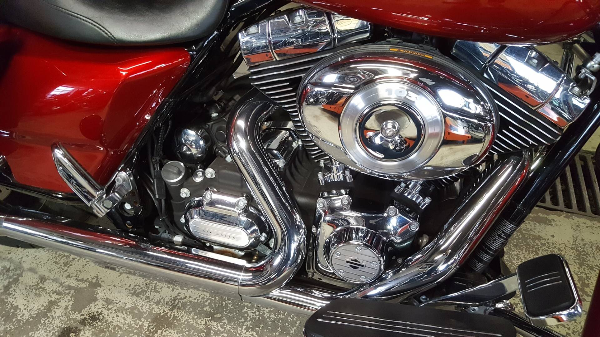 2013 Harley-Davidson Street Glide® in South Saint Paul, Minnesota