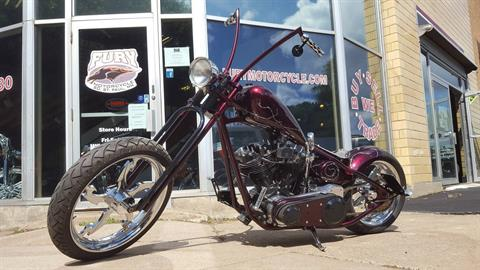 2012 Custom Shovelhead Chopper in South Saint Paul, Minnesota